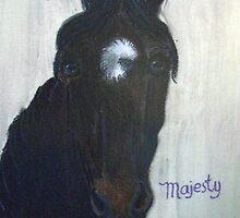 majesty by horseartist