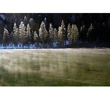 Winter Haze Photographic Print