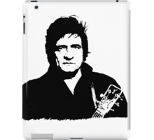 Johnny cash:Classic edition iPad Case/Skin