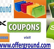 Coupons by offergroundcom