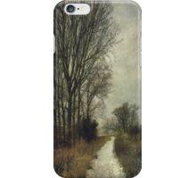 On the Marsh iPhone Case/Skin
