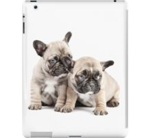 Frenchie Puppy Pals iPad Case/Skin