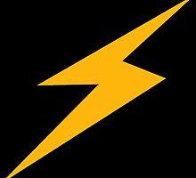Lightning Bolt music power! by dirttrackvibes