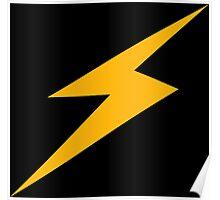 Lightning Bolt music power! Poster