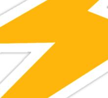 Lightning Bolt music power! Sticker