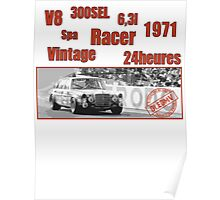 DLEDMV - 300 SEL 6.3 Poster