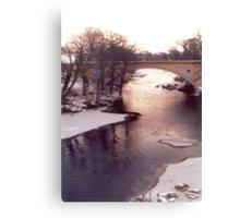 Bridge at Kirkby Lonsdale Canvas Print