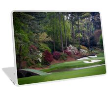 Golf Amen Corner Augusta Georgia Cases, Prints, Posters, Totes, Home Decor Gifts Laptop Skin