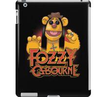 Fozzy Osbourne  iPad Case/Skin