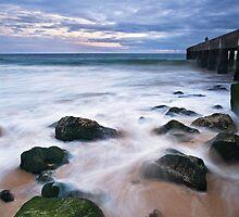 Fishermans Beach by Morten Bentzon