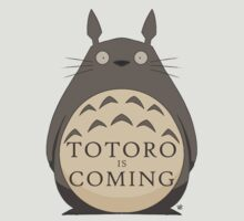 Totoro Is Coming T-Shirt