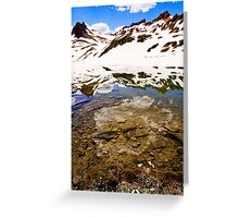 Reflections! Greeting Card