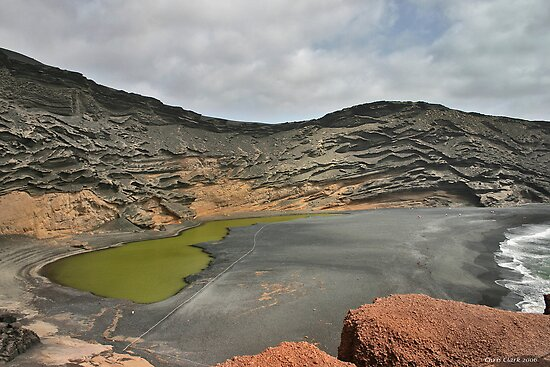 The Green Lagoon by Chris Clark