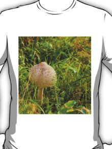 White Toadstool 8 T-Shirt