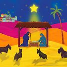 The Nativity by BonniePortraits