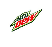Do the Dew Shirts & Stickers Old School Photographic Print