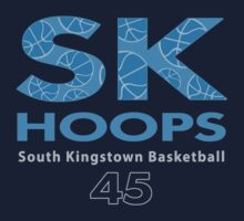SK Hoops - Team Gear #45 by Graham Williams