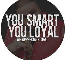 DJ KHALED - YOU SMART by TahmidChowdhury
