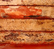Red Sandstone by Coralie Alison