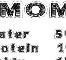 Made In Mom Sticker