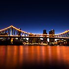 Brisbane's Story Bridge by Simon Fallon