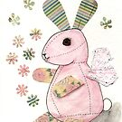 Shabby Bunny by Andi Morton