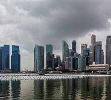 SINGAPORE 14 by Tom Uhlenberg