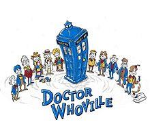 Doctor Who Meets Doctor Seuss by toriecheer