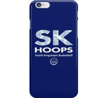 SK Hoops - Fan Gear White iPhone Case/Skin