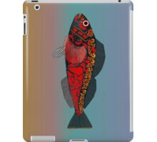 Pebble Greenling iPad Case/Skin