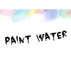 Paint Water by Raccoon-god