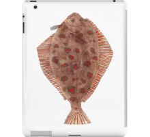 San Juan's Halibut iPad Case/Skin