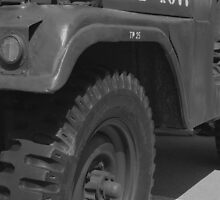 WW2 US Jeep by imageworld