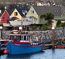 Dingle Harbor, Dingle, Ireland by ThomasMaher