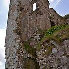 Minard Castle, Dingle Peninsula, Ireland by ThomasMaher
