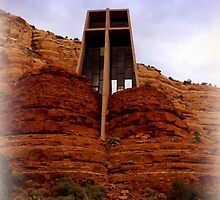 Church in the Rock by Charmiene Maxwell-batten