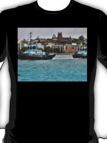 Newcastle PB Tugs T-Shirt