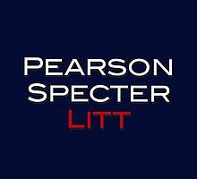 Pearson Specter LITT by ShubhangiK