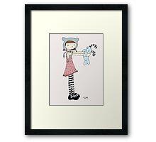 My Sweetie Framed Print