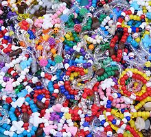 Beads A Plenty by Jessica Peck