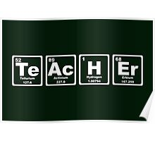 Teacher - Periodic Table Poster