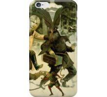 The Poacher. iPhone Case/Skin
