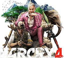 Far Cry 4  by ImAvarice