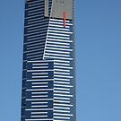 The Eureka Tower, Melbourne Australia by Stephen  Shelley