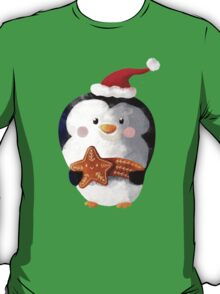 Cute Christmas Penguin T-Shirt