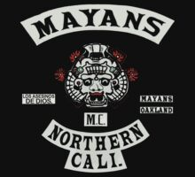 Mayans Biker Gang by jimmy-rage