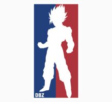 Goku Sport Logo Kids Clothes
