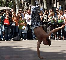 Street Dancer by EllenR