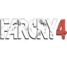 Far Cry 4 - Logo by ImAvarice