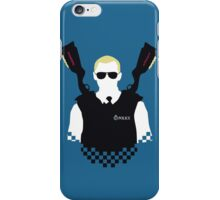 Here Come The Fuzz iPhone Case/Skin
